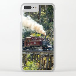 Together we can do it Clear iPhone Case