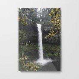Silver Falls State Park, OR Metal Print