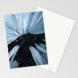 Sharp Cold Stationery Cards