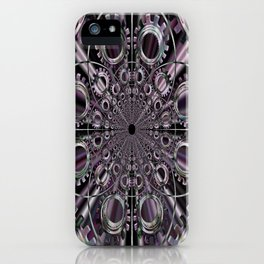 ENGRENAGES iPhone Case