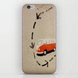 VW Camper van iPhone Skin