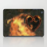 gem iPad Cases featuring Gem by Maria Julia Bastias
