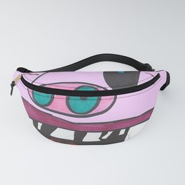 Dagger Mouth Fanny Pack