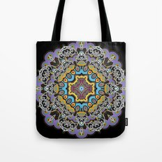 Soothing Mandala Tote Bag