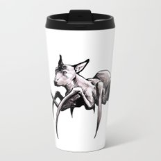 Spider-Dog Metal Travel Mug