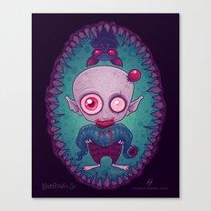 Nosferatu Jr. Canvas Print