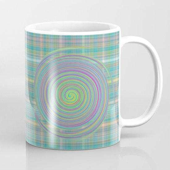 Summer Swirl Mug