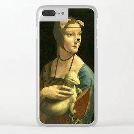 Da Vinci Instart Clear iPhone Case