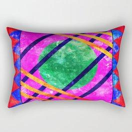 Abstract Space Rectangular Pillow