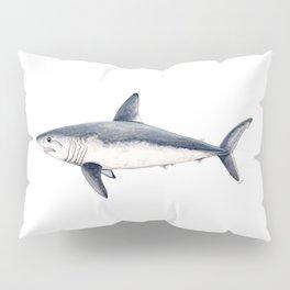 Porbeagle shark (Lamna nasus) Pillow Sham