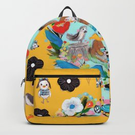 Reading Time Backpack