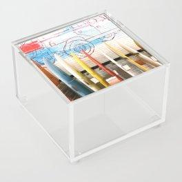 Bali surfboards Acrylic Box