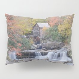 Almost Heaven Grist Mill Pillow Sham