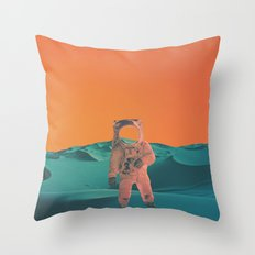 Houston Whats Your Problem? Throw Pillow