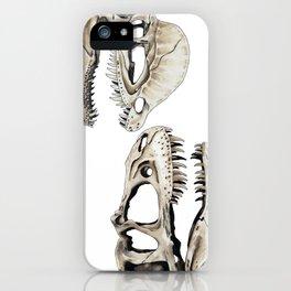 Gorgosaurus Skull iPhone Case
