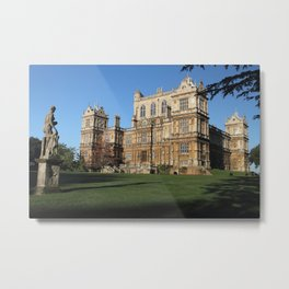 Wollaton Hall Metal Print