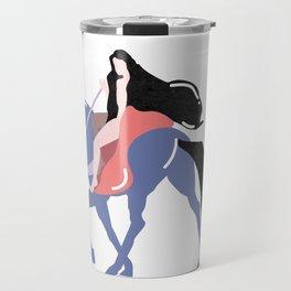 lady godiva Travel Mug