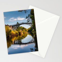IronBridge Shropshire Stationery Cards