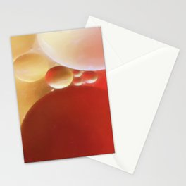Space Bubbles Stationery Cards