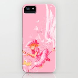 cardcaptor sakura: sweet iPhone Case