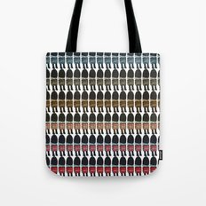 The Queen's Bots Tote Bag