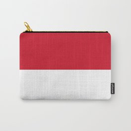 Flag of Monaco Carry-All Pouch