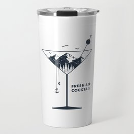 Fresh Air Cocktail Travel Mug