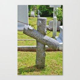 Cross Of Nance Canvas Print