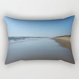 Longing For This Beach Rectangular Pillow