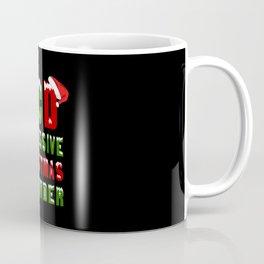 OCD Obsessive Christmas Disorder Coffee Mug