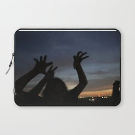 monster shadow twighlight Laptop Sleeve