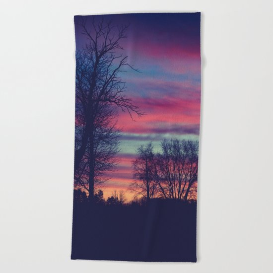 If I Told You Beach Towel
