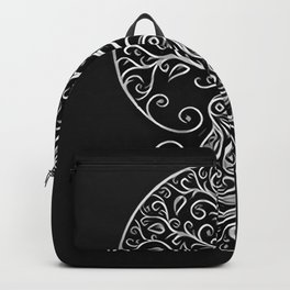 Guitar Tribal Tree Backpack