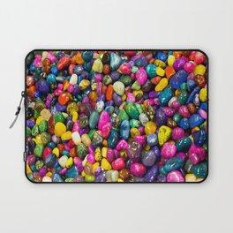 Tumbled Rock Texture Laptop Sleeve