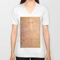 motivation V-neck T-shirts featuring motivation by MRjay