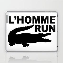 L'Homme Run Laptop & iPad Skin