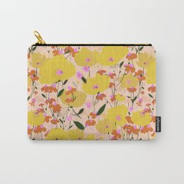 Wild Unruly Garden Carry-All Pouch