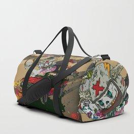 Psilopsychonaut Duffle Bag