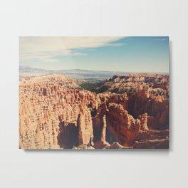 Bryce Canyon, Utah Metal Print