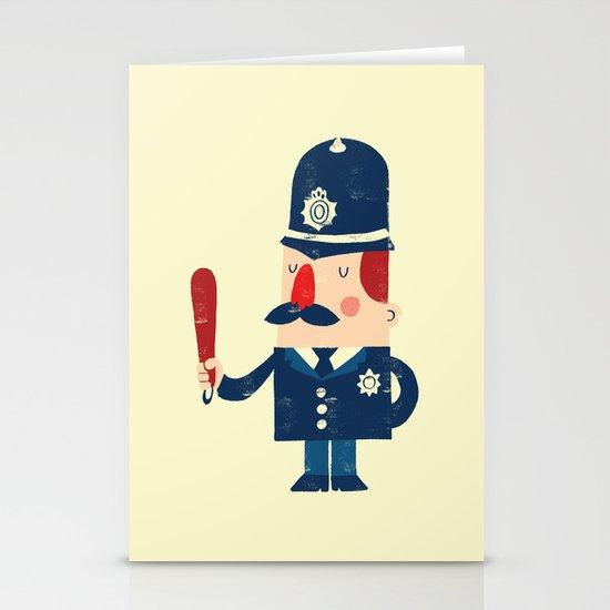 'Ello, 'ello, 'ello! Stationery Cards