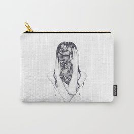 Flowers of the soul Carry-All Pouch