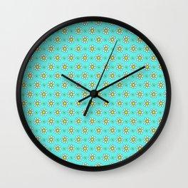 Daisy, daisy ... Wall Clock