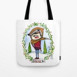 fox kid Tote Bag