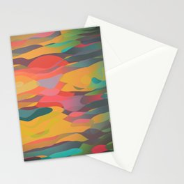 Fairytale Sunset Stationery Cards