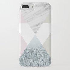 Into the snow iPhone 7 Plus Slim Case