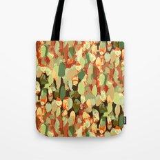 Splotch Dots Tote Bag