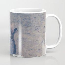 wake up, human Coffee Mug