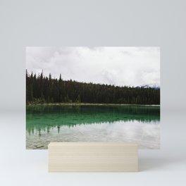 Lake in Jasper III Mini Art Print