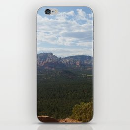 Rough country iPhone Skin