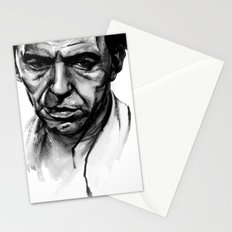 Only the Lonely - Frank Sinatra Stationery Cards